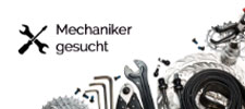 Jobangebot Mechaniker Grafik