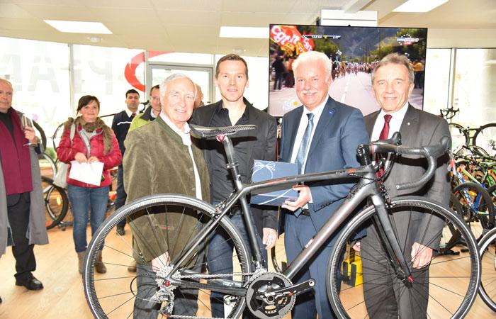 Pfannberger Cycling – das neue Radgeschäft in Baden!