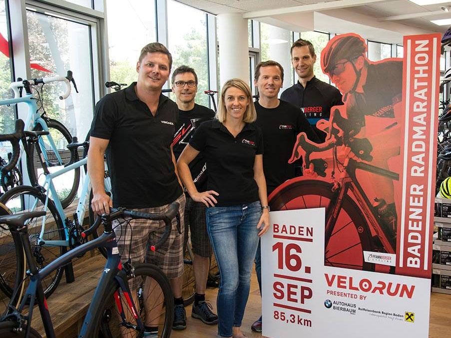 VeloRun Radrennen Baden Pfannberger Cycling
