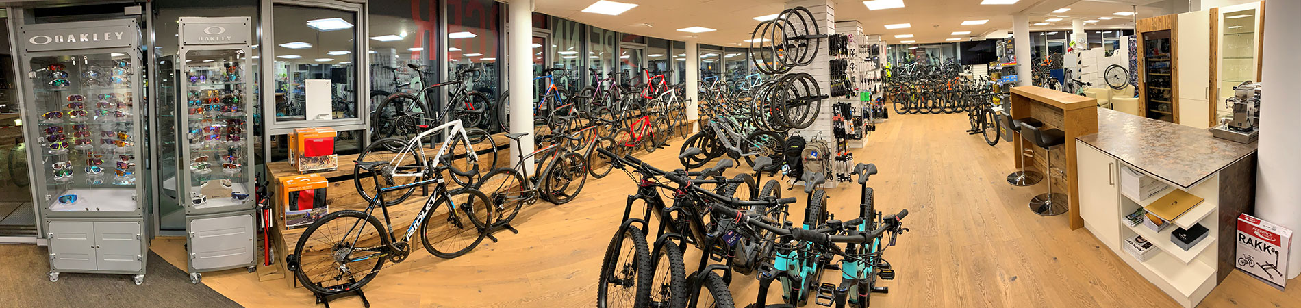 Pfannberger Cycling Radshop Panorama