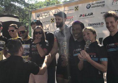 VeloRun 2019 Mixed Team Siegerehrung