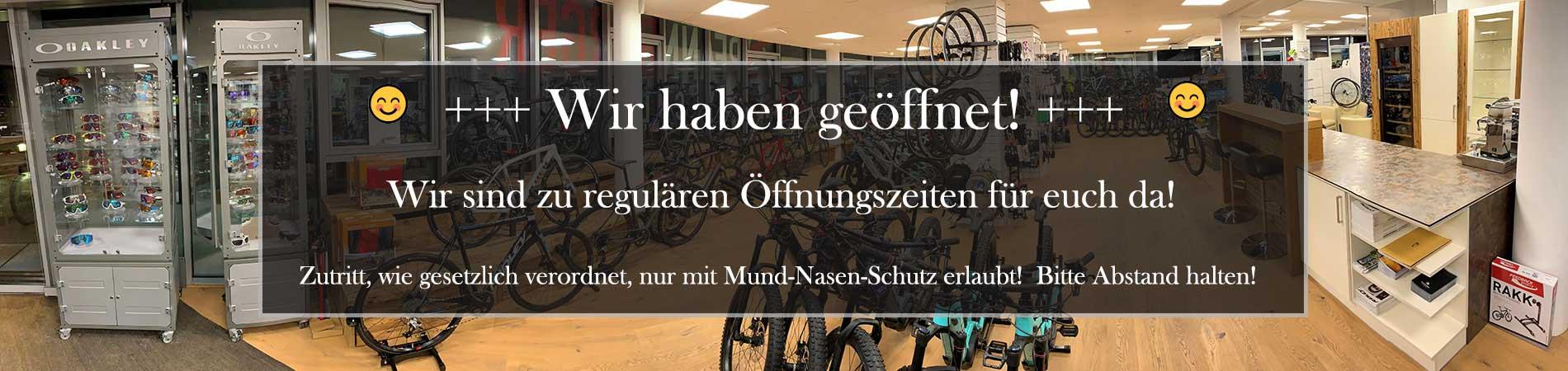 Fahrradgeschäft Baden bei Wien Panorama