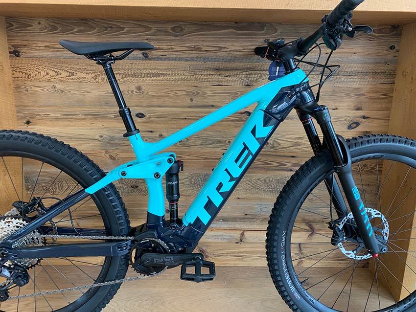 Trek Rail 7 E-Bike
