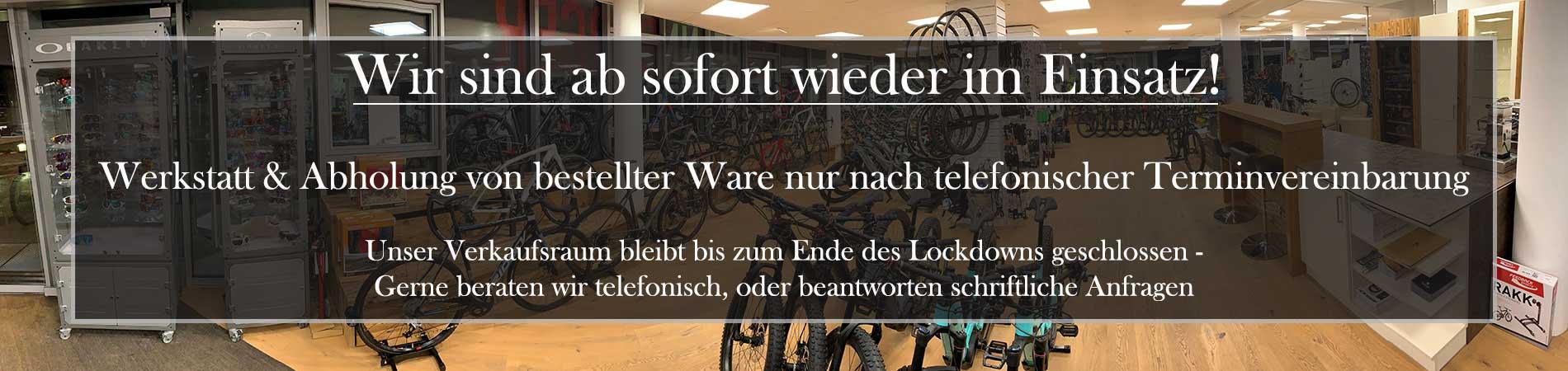 Pfannberger Cycling Öffnungszeiten 2021